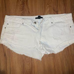 Forever 21 shorts !